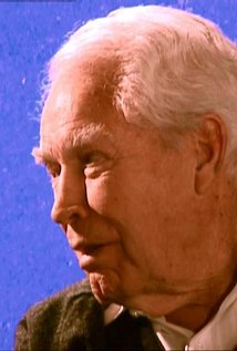William Hanna. Director of The Flintstones in Viva Rock Vegas