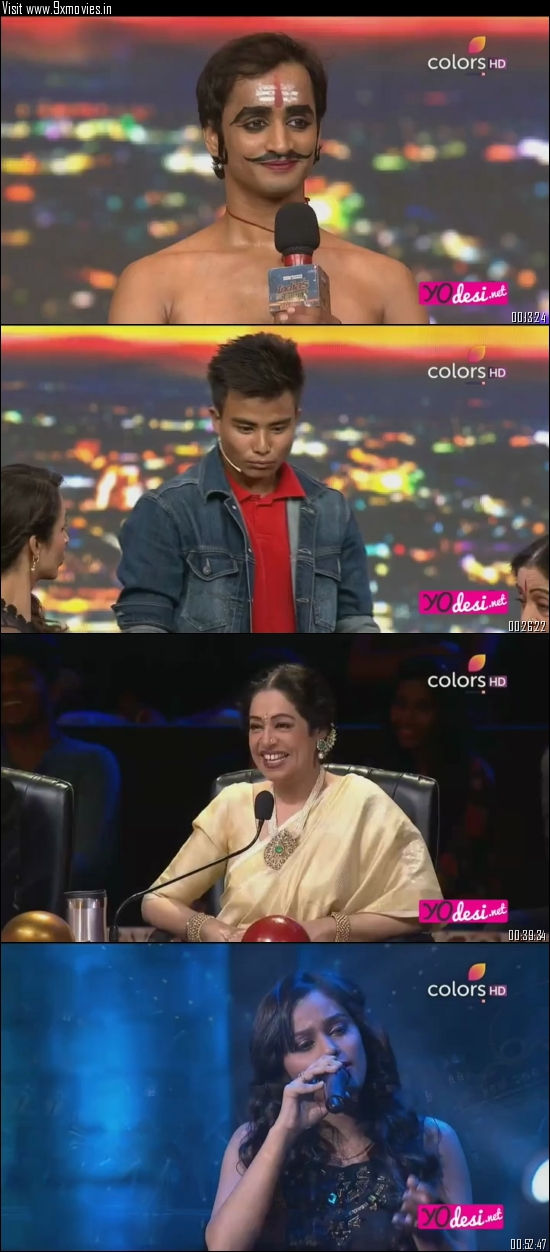 Indias Got Talent 21 May 2016 HDTV 480p