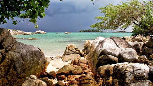 Pantai Penyusuk di Belinyu