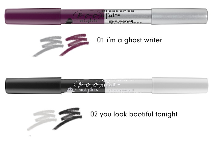 essence bootiful nights duo pencil