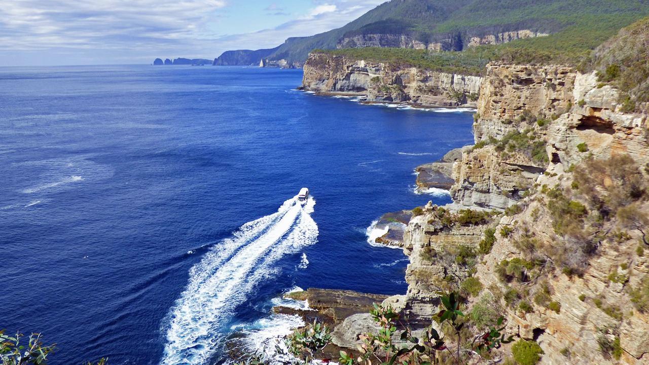 塔斯馬尼亞-景點-推薦-塔斯曼島-自由行-旅遊-澳洲-Tasmania-Tourist-Attraction-Tasman-Island-Travel-destination