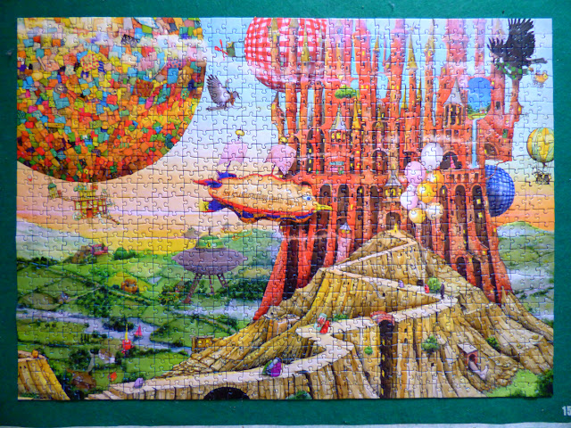best jigsaw puzzles, Ravensburger puzzles