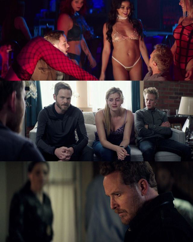 Actos de Violencia (2018) HD 1080p y 720p Latino