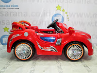 PMB M3018 Double Power Rechargeable-battery Operated Toy Car