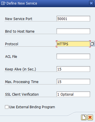 Martin Maruskin blog (something about SAP): How to setup SSL