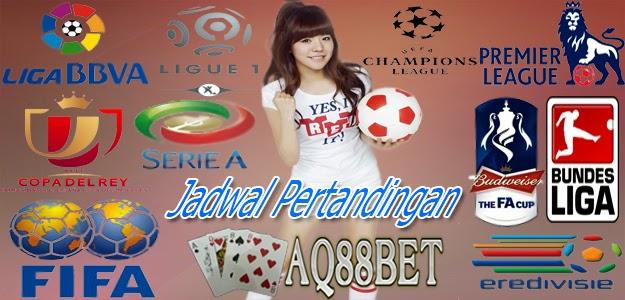 Agen Bola Indonesia - Jadwal Pertandingan 8 November 2014 ...