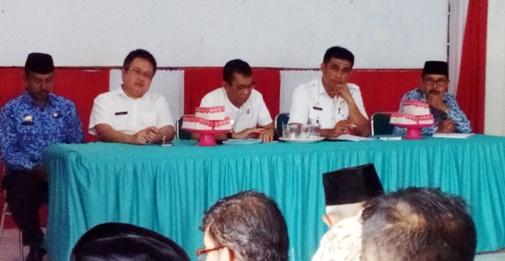 Pemerintah Kecamatan Benteng, Sosialisasikan ALAMAK