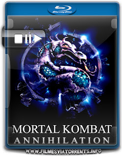 Mortal Kombat - A Aniquilação Torrent - BluRay Rip 1080p Dublado