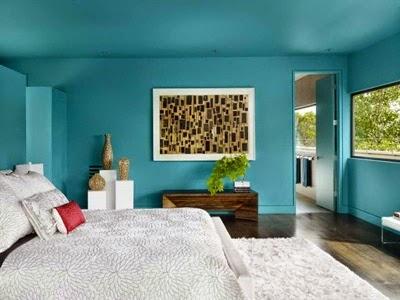 Tips Memilih Warna Dinding Bilik Tidur
