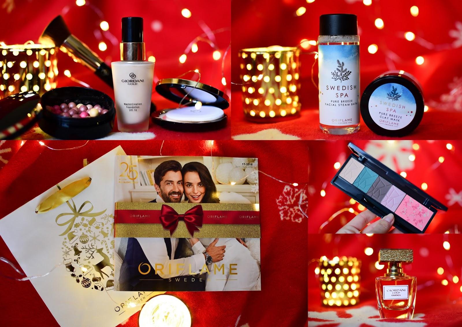 beauty tip: oriflame 17/2018 //  tipy na vianočné darčeky