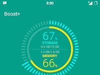 Boost, aplikasi cleaner Android buatan HTC yang oke punya