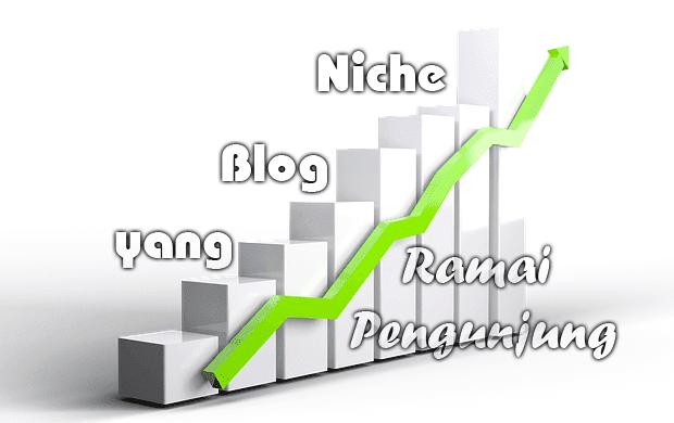 Daftar 10 Niche Blog yang Selalu Ramai Pengunjung