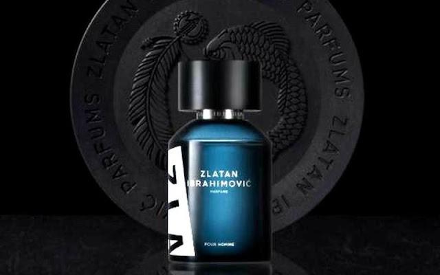 Ibrahimovic promociona sus perfumes con un comercial