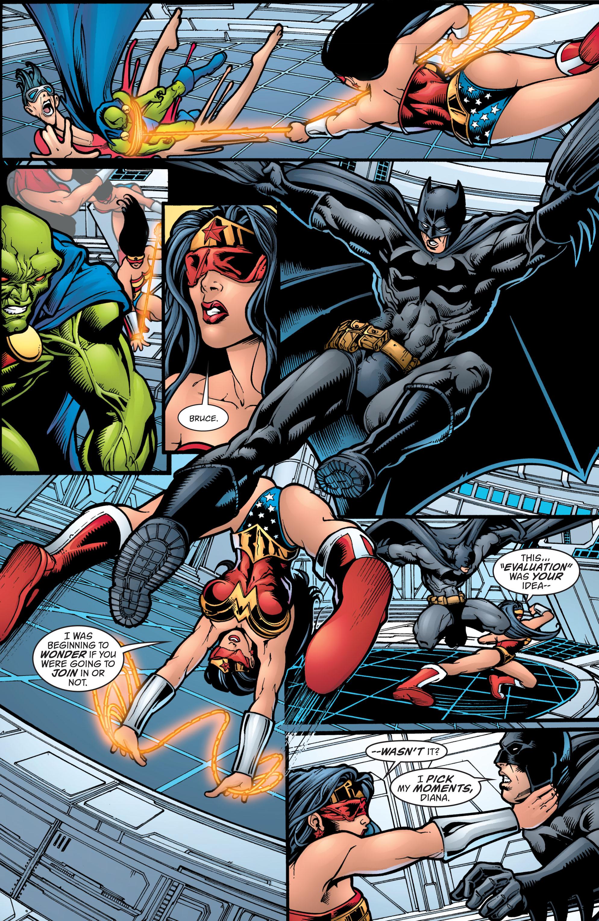 Read online Wonder Woman (1987) comic -  Issue #212 - 6