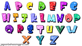 Materi Alphabet dalam Bahasa Inggris beserta Lagu dan Soal Latihannya Materi Alphabet dalam Bahasa Inggris beserta Lagu dan Soal Latihannya