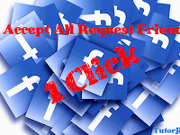 Cara Menerima dan Menolak Semua Permintaan Pertemanan Facebook dengan 1 Klik