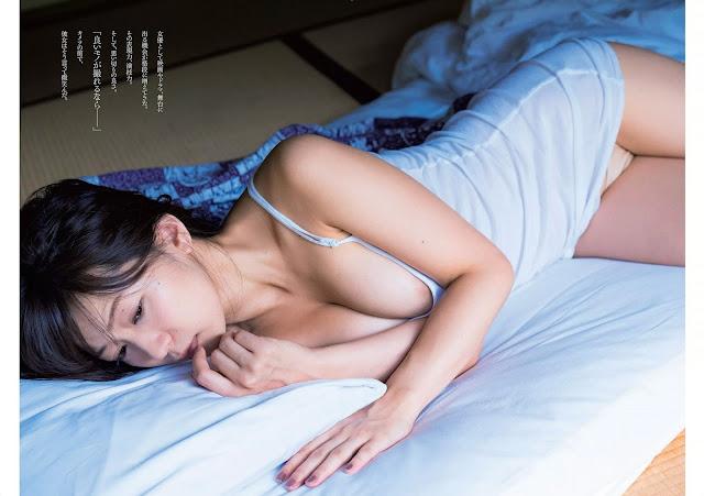 階戸瑠李 Shinato Ruri Beautiful Nude Wallpaper HD