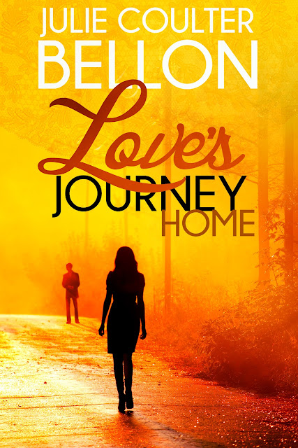 Love's Journey Home (Lincoln Love Stories Book 2) by Julie Coulter Bellon
