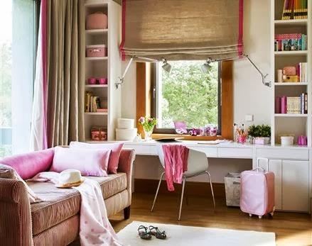 Good morning style habitaciones ni os zonas de estudio - Habitaciones ninos el mueble ...