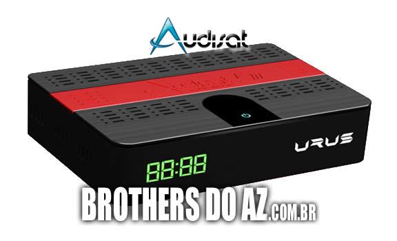 Audisat K30 Aventador Atualização V2.0.63 - 13/01/2021