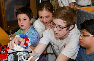 活動推介 :育智中心 - 正向行為 STEM「小小手拼出大世界」初班