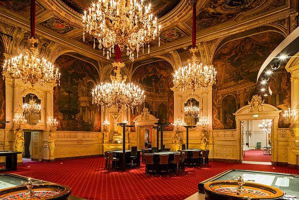 Casino de Baden-Baden (Baden-Württenberg)