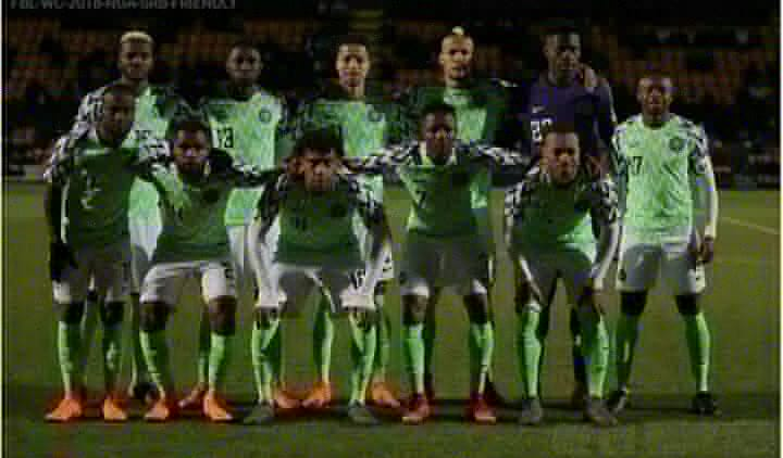 Super Eagles FIFA Ranking