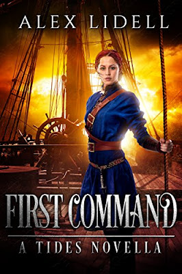 Book Review: First Command, by Alex Lidell