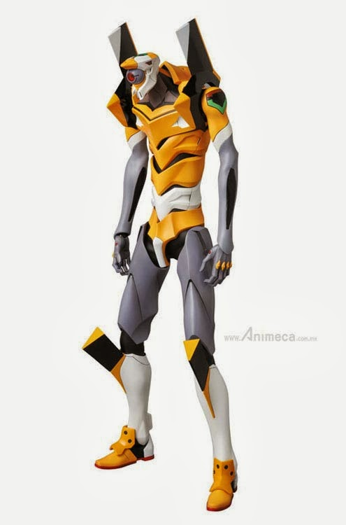 FIGURE EVANGELION Mark.09 REAL ACTION HEROES NEO EVANGELION 3.0 Medicom Toy