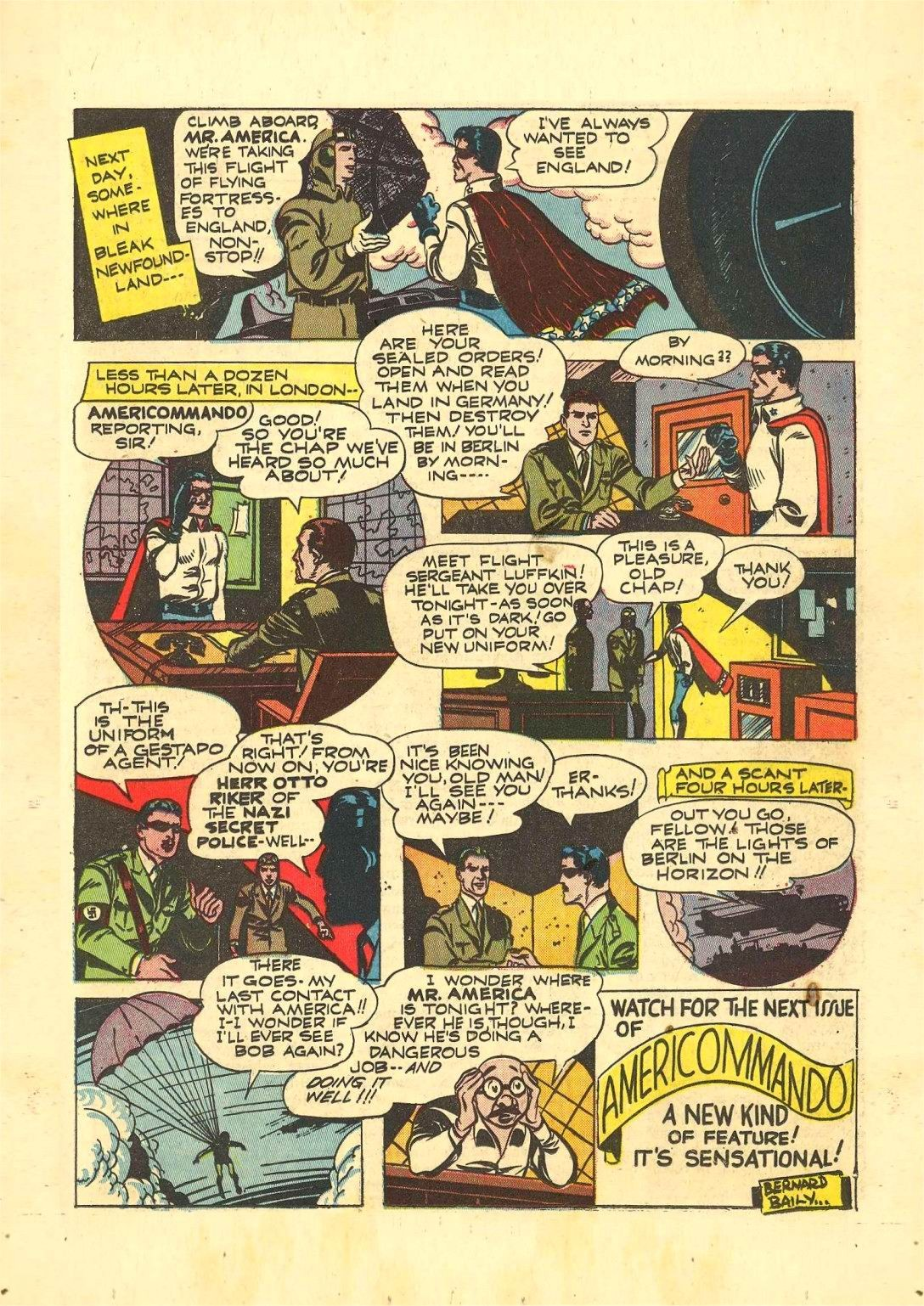 Read online Action Comics (1938) comic -  Issue #54 - 44