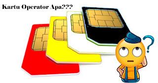 0853 Nomor Kartu Operator Apa