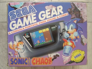 Gamegear sonic chaos