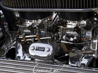 Big Block Chevy Hot Rod Engine Details