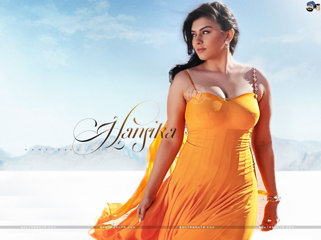 Hansika Sexy Hot Unseen Boobs Belly Butt Panty Thighs Top -1244