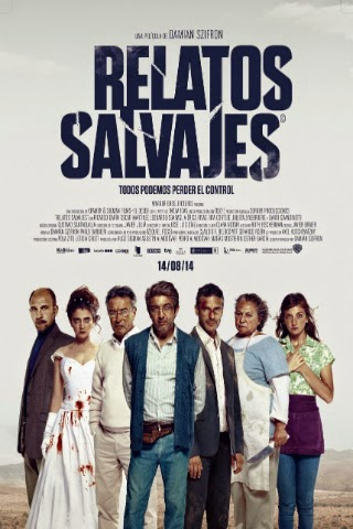 Relatos salvajes [2015] [DVDR] [NTSC] [Latino Arg]