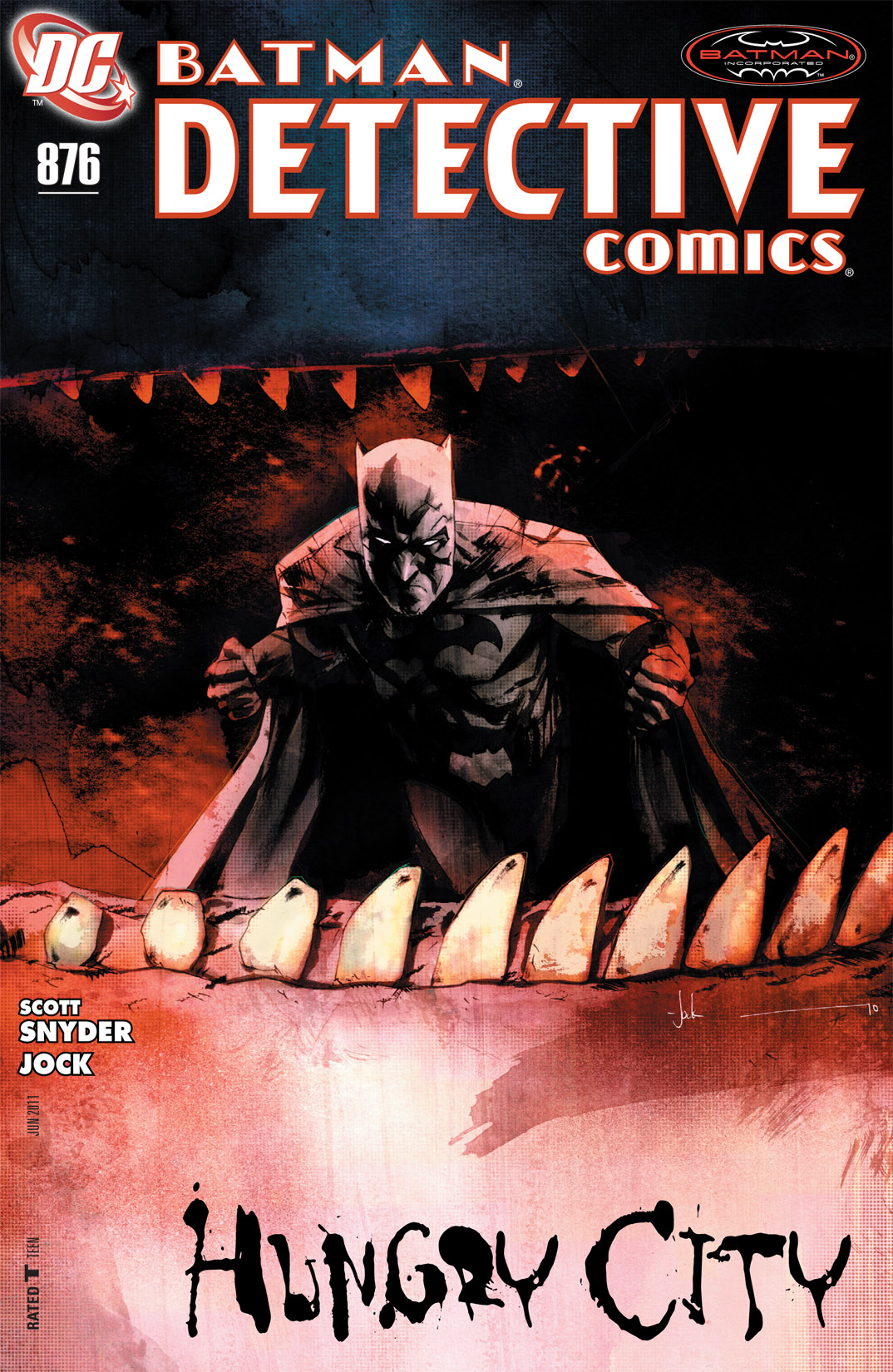 Detective Comics (1937) 876 Page 1