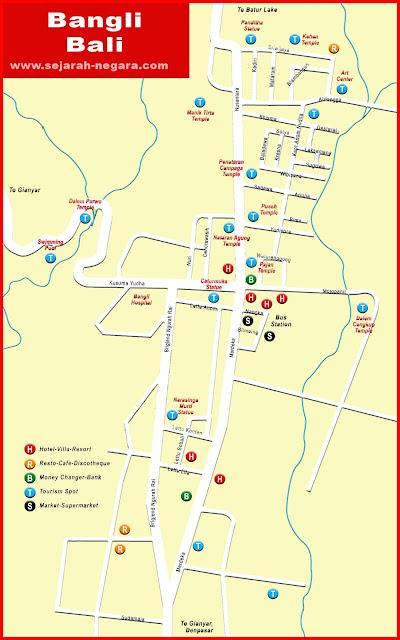 image: Bangli Map High Resolution