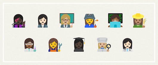 Official Google Blog: Promoting gender equality through emoji 🙌 🎉