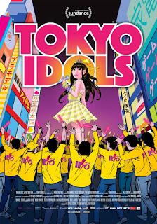 Affiche de Tokyo Idols