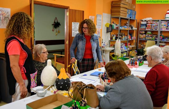 El Cabildo vela por la atención integral de las personas mayores dependientes en los centros residenciales