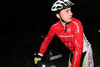 Marcha ciclista Nocturna Vulcana de Barakaldo