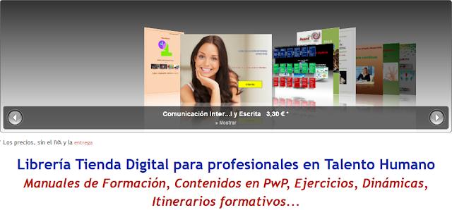 Librería tienda Digital para profesionales en Talento Humano