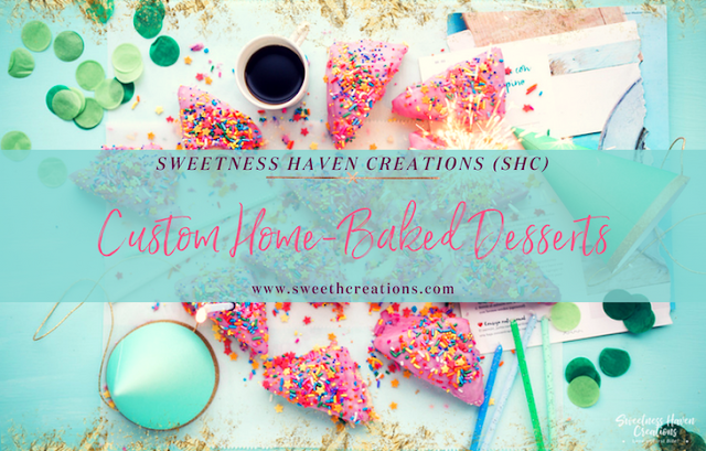 SWEETNESS HAVEN CREATIONS (SHC),THE BLOG