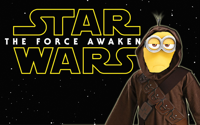 Star whores the force awakens