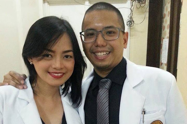Check out This Couple Who Passed the Physical Licensure Exam! One of Them Was Even in the Top 4!