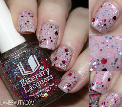 Literary Lacquers Mawage | As You Wish Trio