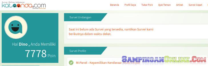 survey-online-kataanda-gangguan