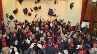 Τελετή ορκωμοσίας των αποφοίτων του Τμήματος Διεθνούς Εμπορίου του ΤΕΙ Δυτ. Μακεδονίας