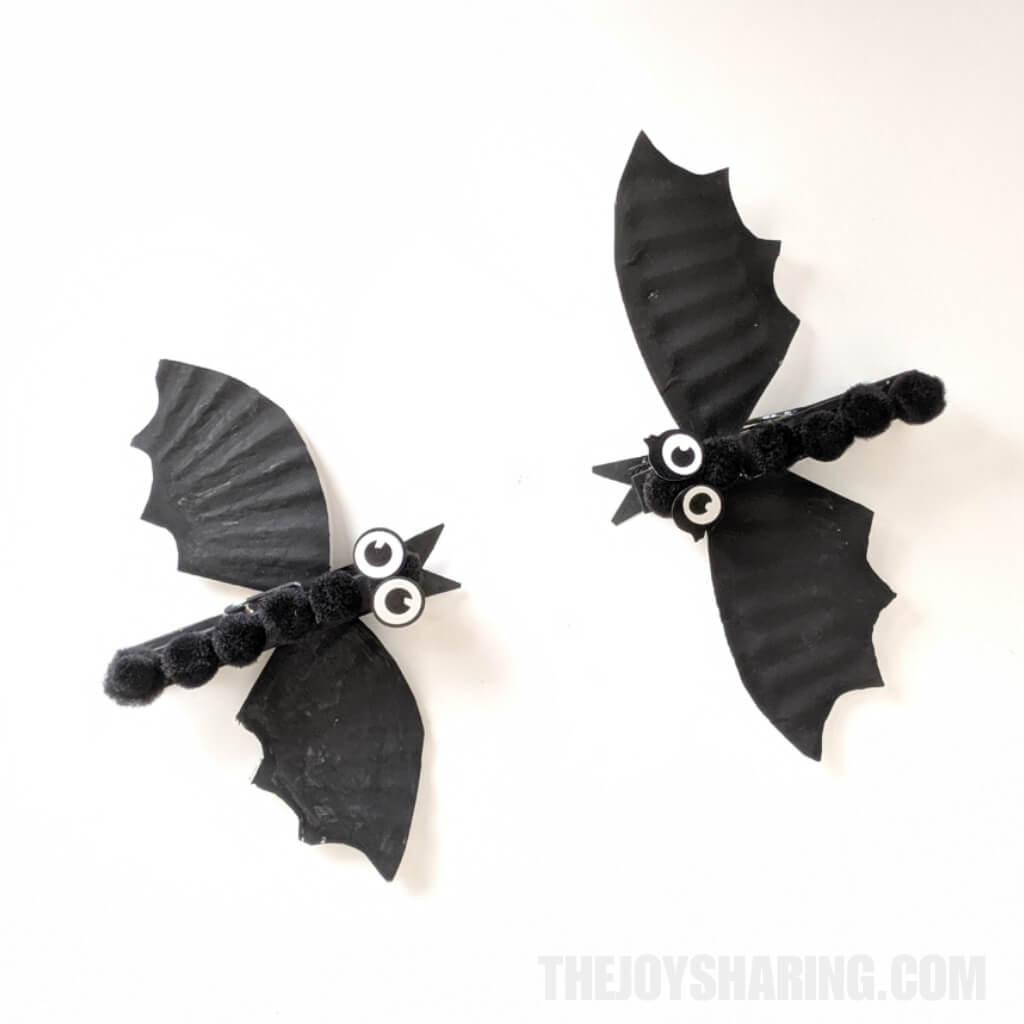 easy paper bats