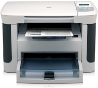 LaserJet M1100 Setup Printer